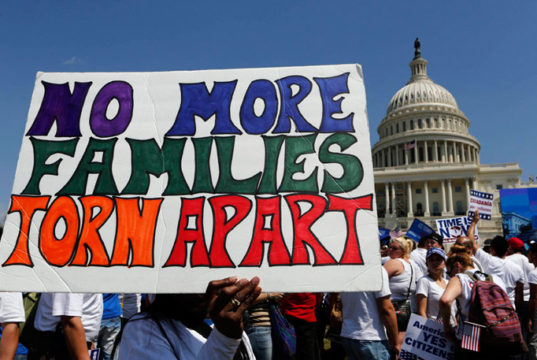 #Keepfamiliestogether: What is Happening with Asylum Seekers at the US Border