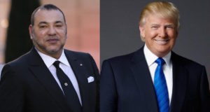 King Mohammed VI Congratulates President Trump on US Independence Day