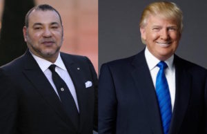 Trump Commends King Mohammed VI's Efforts to Promote Religious Tolerance