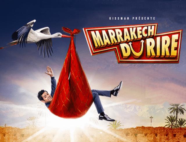 2018 Marrakech du Rire Unveils Colorful Program