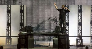 Martin Garrix Electrifies Unstoppable Crowd at the OLM Souissi Stage