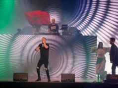 Mawazine: 'Unforgettable' French Montana Adds Moroccan Touch, Lights up the OLM Souissi Crowd