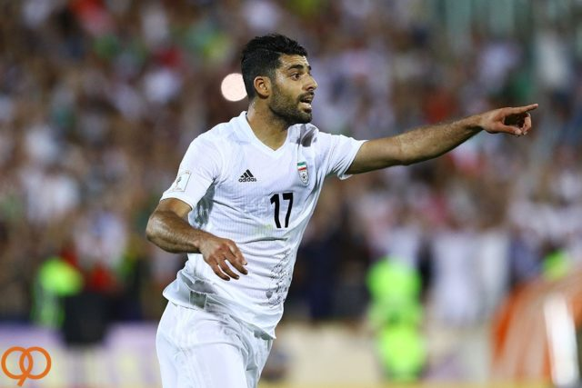 World Cup: Iran's Best Scorer to Miss the Game against Morocco