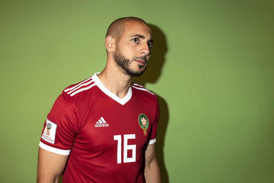 World Cup 2018: FIFA Unveils Official Portraits of the Moroccan Team: