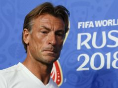 Teary Hervé Renard Proud of Atlas Lions, Angry at Referee