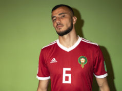 Romain Ghanem Saïss Moroccan Stalwart