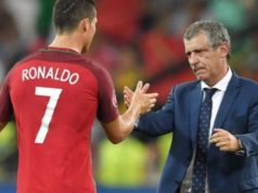 Portugal's Coach Santos Urges Players to Display Euro 2016 Level Against Morocco