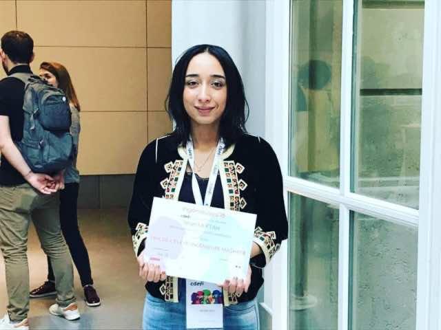 Moroccan Siham Meftahi Wins Maghreb Engineering Student Award