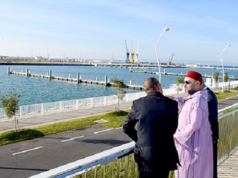 King Mohammed VI Initiates New Fishing Port and Marina Projects in Tangier