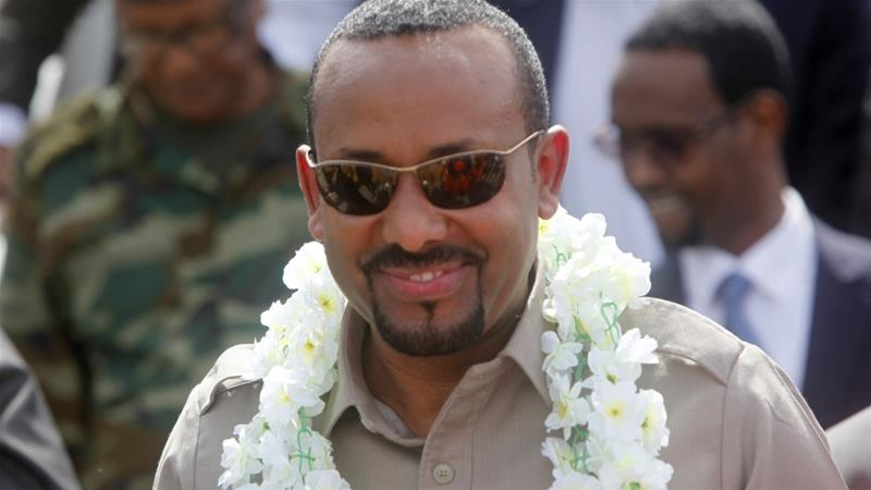 King Mohammed VI Honors Ethiopia's Abiy Ahmed for Nobel Peace Prize