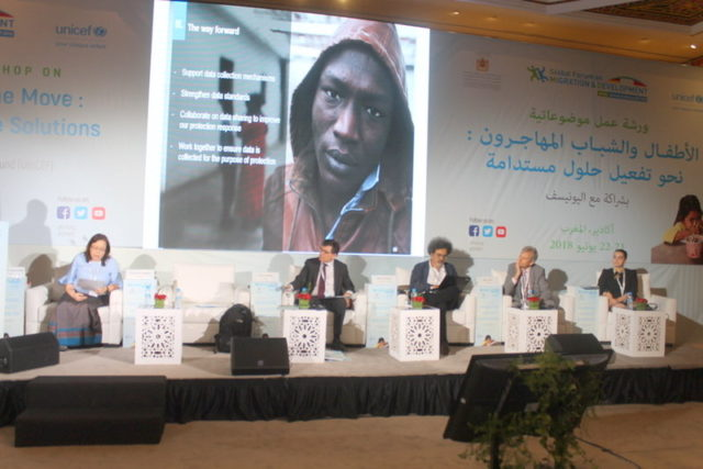 Hijra wa Himaya: UN's GFMD  Launches Program for Migrant Children in Morocco