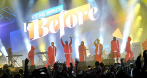 Mawazine's 'Before' Concert Gathers 40,000 Music Lovers