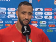 Angry Benatia Takes Issue with Unsupportive Friends, Unfair Referee