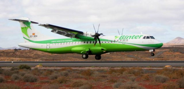 Binter Airline to Increase Flight Frequency Between Casablanca, Gran Canaria