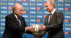Sepp Blatter, Putin to Attend Morocco-Portugal World Cup Game