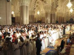 Credits: Boudlal/ Laylat Al Qadr in Casablanca Hassan II mosque