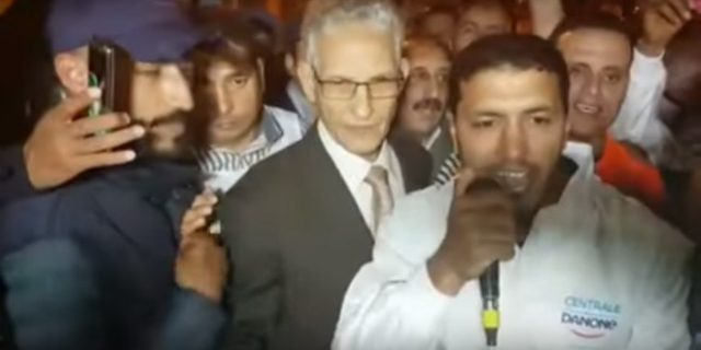 Uproar in Morocco After Minister Participates in Sit-in Against Boycott