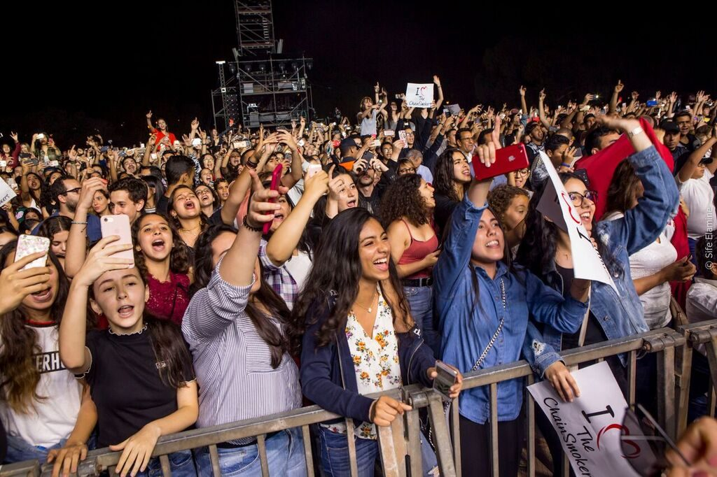 Mawazine 2018: The Chainsmokers' Explosive Concert Shakes OLM Souissi Stage