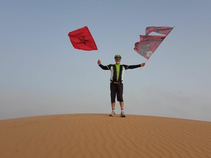 Cycling from Morocco to Mecca: The Pursuit of Peace