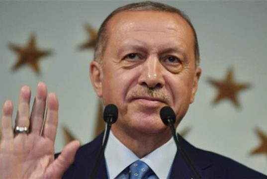 Erdogan Wins Turkey's Presidential Elections
