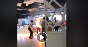 Would-be Shoplifter Sets Himself on Fire in Agadir Supermarket