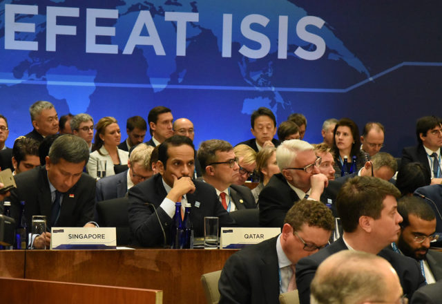 Morocco to Host Meeting of the Global Coalition to Defeat ISIS Tuesday