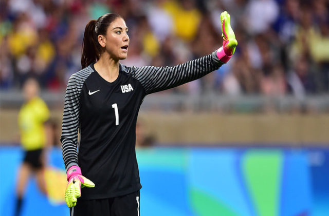 Hope Solo: The US Does Not Deserve to Host 2026 World Cup