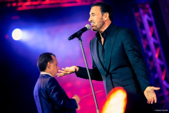 Mawazine 2018: Kadim Al Sahir Again Amazes the Nahda Crowd