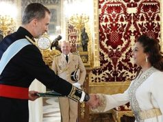 Moroccan Ambassador to Spain Presents Credentials to King Felipe VI