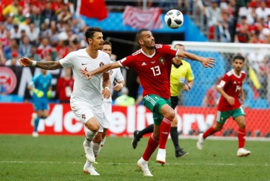 The US Referee Denied Morocco a Deserved Penalty: Italian Referee