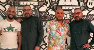 King Mohammed VI Receives Azaitar Brothers