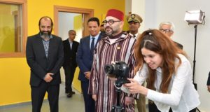 King Mohammed VI Inaugurates Educational, Cultural Centre for Youth in Casablanca