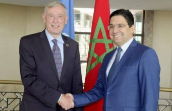 UN Personal Envoy to Western Sahara Meets El Othmani and Bourita