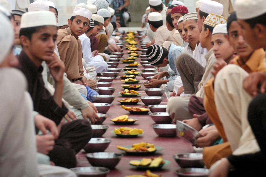 How do the Religions of the World Practice Fasting?