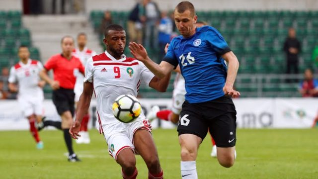 2018 World Cup: Morocco Heads to Russia with Victory Against Estonia
