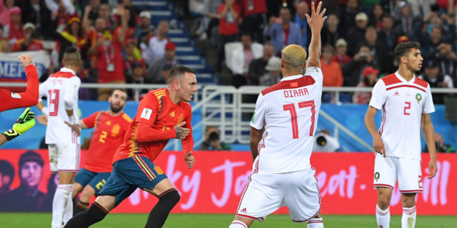 French Journalists Criticize No VAR Use in Morocco's favor in Spain-Morocco Game