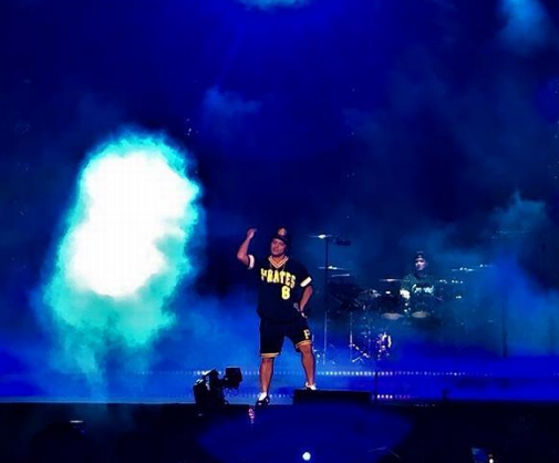 Mawazine 2018: Bruno Mars Brings That 24K Magic to the OLM Souissi Stage