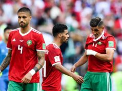 Moroccan Fans Angry VAR not Used in Morocco-Portugal Game