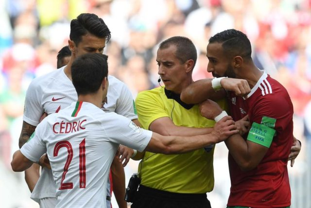 How Morocco Got Eliminated From The World Cup