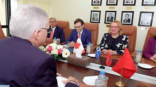 Quebec Will Open Representation in Rabat