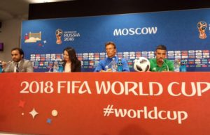Cristiano Ronaldo Is Just Like Any Other Player: Nabil Dirar