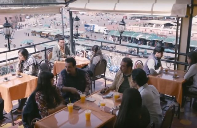 Saudi TV Series Portrays Marrakech as Capital for 'Pleasure Marriage'
