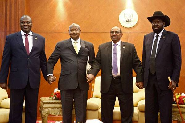 South Sudan's Warring Factions Sign Peace Agreement, Hopeful End to the Nightmare