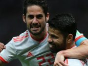 Spain Earns 1st 2018 World Cup Victory Against Iran