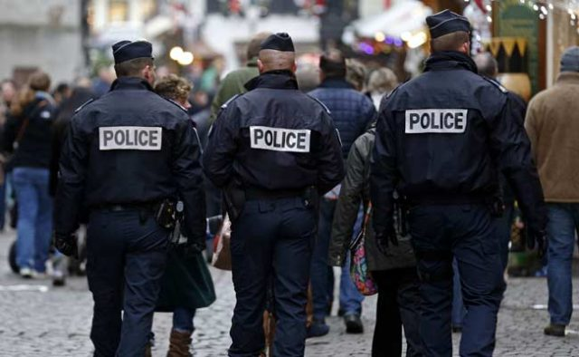 France Arrests 10 Suspects Plotting to Attack Muslims