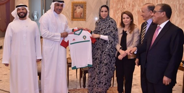 Morocco Promotes 2026 World Cup Bid in Gulf Countries