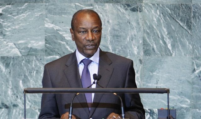 Western Sahara: Guinea's Alpha Condé says AU Will Back UN Process