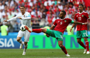 Benatia is a Great Player and a Great Defender': Cristiano Ronaldo