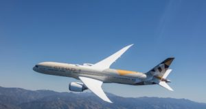 Etihad Airways to Operate Boeing 787 Dreamliner from Abu Dhabi to Rabat