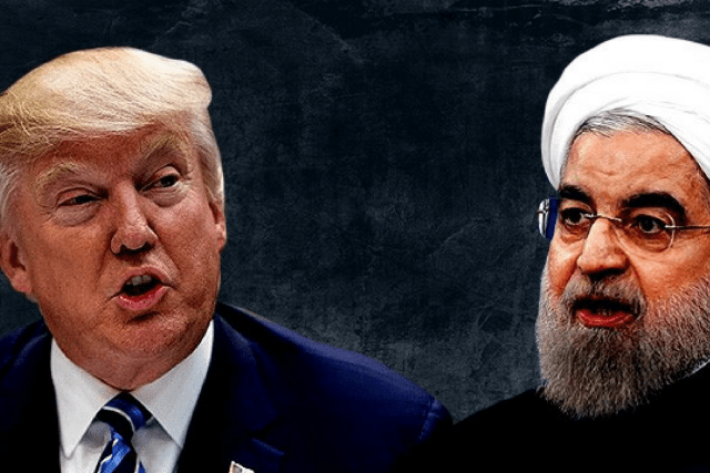 Trump: 'I Would Certainly Meet with Iran If They Wanted'